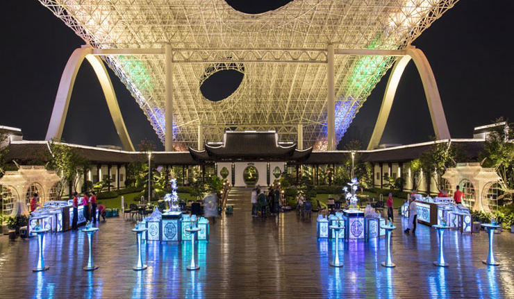 杭州国际博览中心地址、门票、购票入口