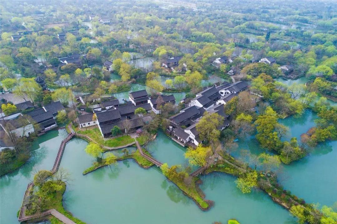 杭州西溪湿地公园门票预约、地址及游玩攻略