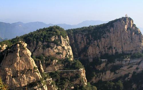 五岳寨国家森林公园