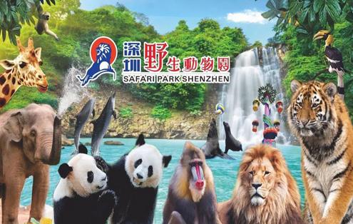 深圳野生动物园攻略(景区介绍+游览推荐路线)