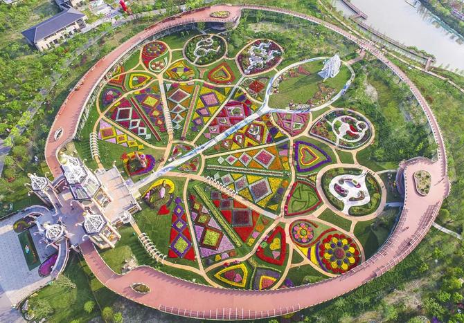 上海郊野公园奇迹花园门票价格/购票方式/景区介绍