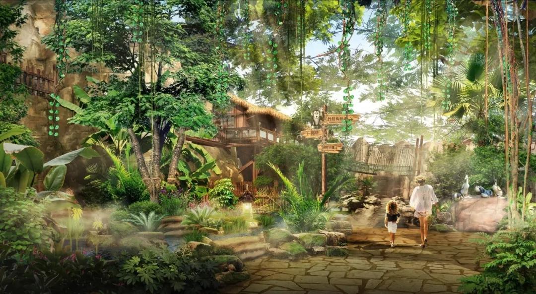 莫干山森泊水乐园