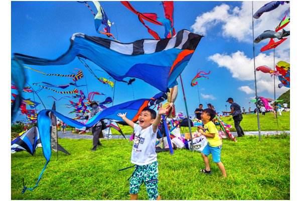 2020太湖园博园风筝节来啦!赏花放风筝,一起嗨翻春天!