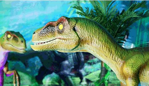2020青岛恐龙化石展什么时候开始?地址在哪?