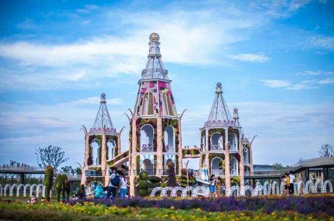 上海奇迹花园要门票吗?郊野公园奇迹花园多少钱?