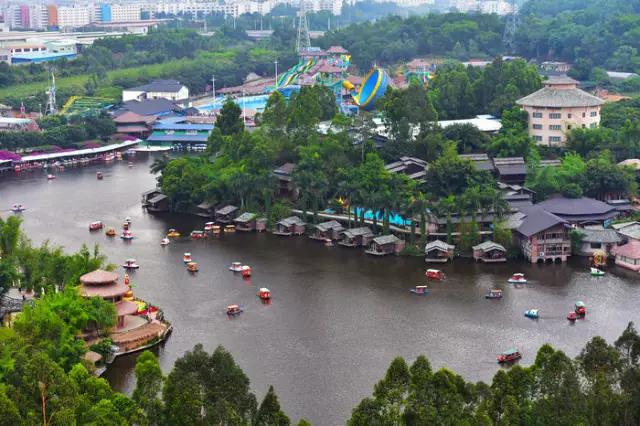 广东大峡谷好玩吗?门票多少钱?