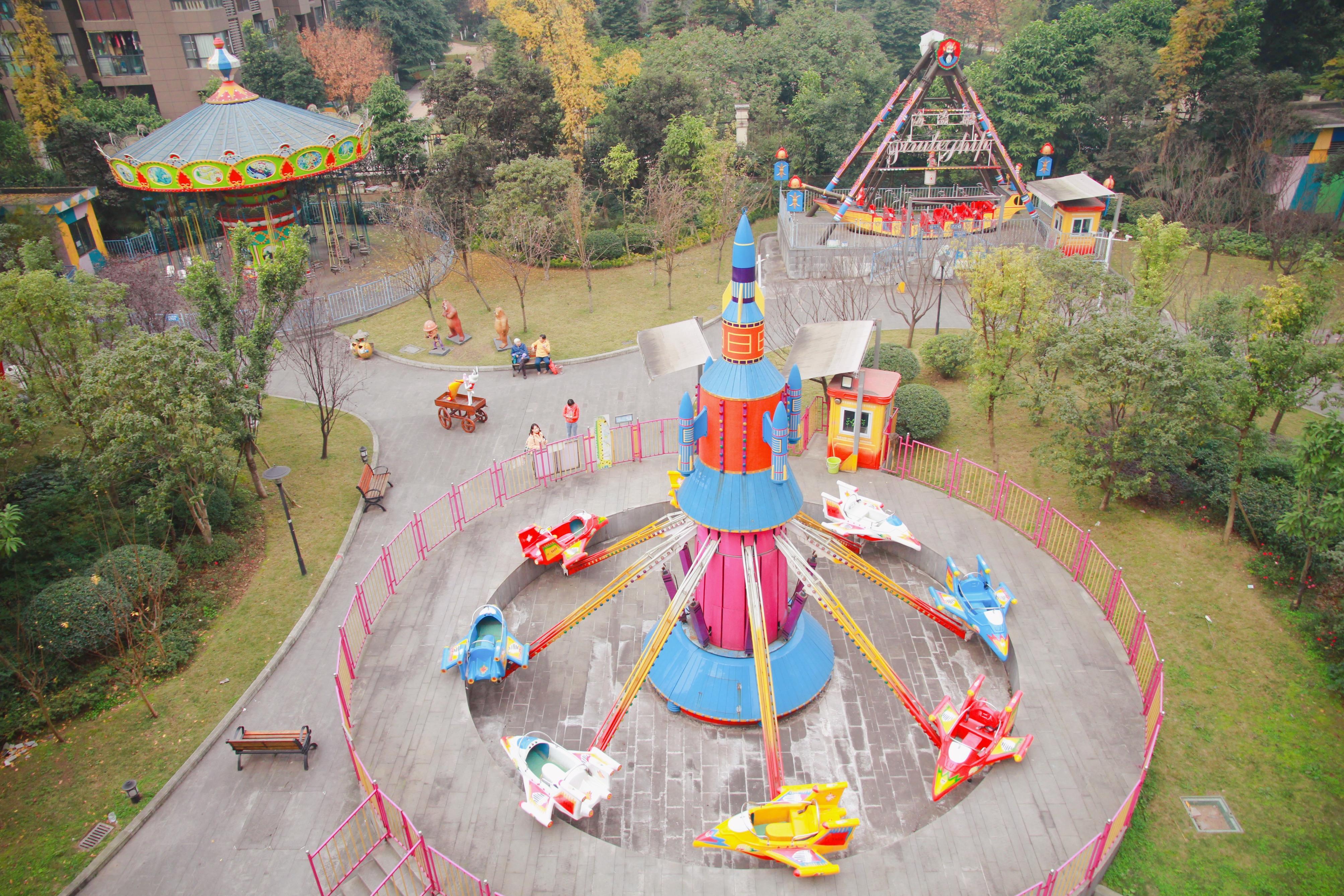 重庆梦幻岛欢动世界游玩攻略(门票价格+在线预订+交通线路)