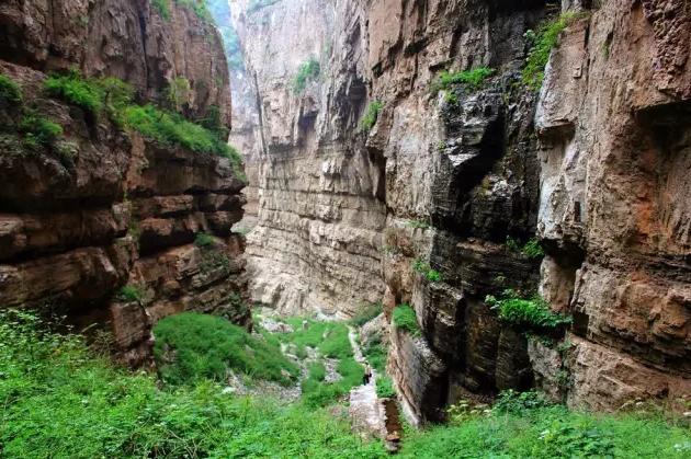 山西灵石红崖峡谷游玩攻略(门票价格+景区简介+交通路线)