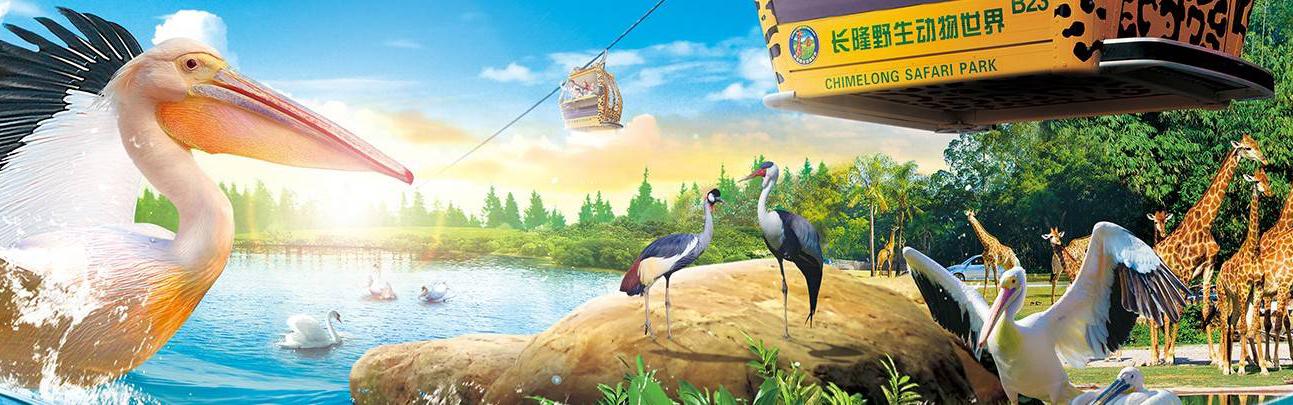 广州长隆野生动物世界门票/特惠价格/购票入口