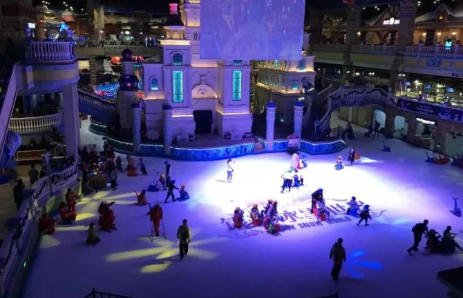 2020郑州银基冰雪世界门票、游览攻略、购票入口