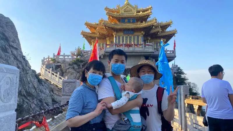 """栾川""""五一""""接待平稳有序、旅游市场回暖迹象明显"""