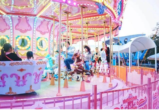 上海世贸主题乐园攻略(门票+地址+在线订票)