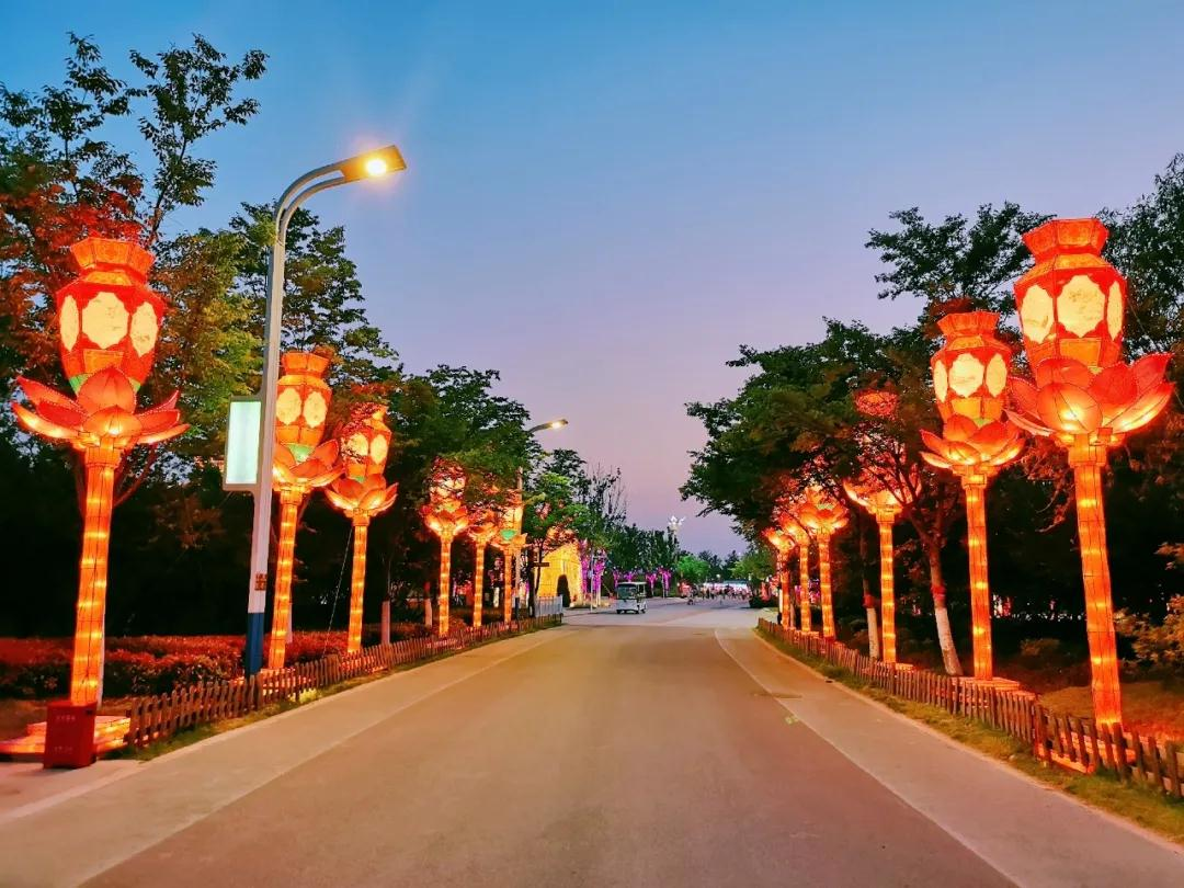2020郑州园博园继续延长开园时间公告