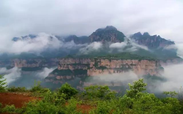 人间仙境太行大峡谷|欣赏这份初夏的美好