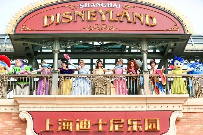 上海迪士尼乐园门票/门票价格/游玩线路推荐/交通路线