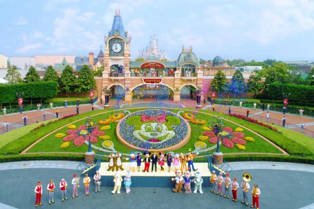 上海迪士尼乐园从5月11日开始正式恢复营业啦!