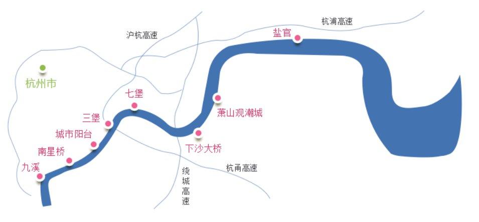 2020钱塘江大潮时间表(持续更新)