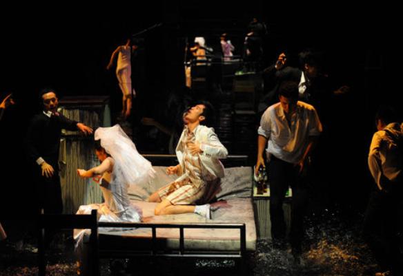 2020孟京辉经典戏剧作品《恋爱的犀牛》重庆站时间、地点、门票价格