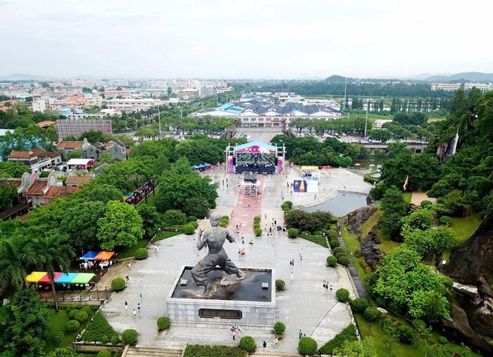 李小龙乐园开放时间是什么时候/门票多少钱?