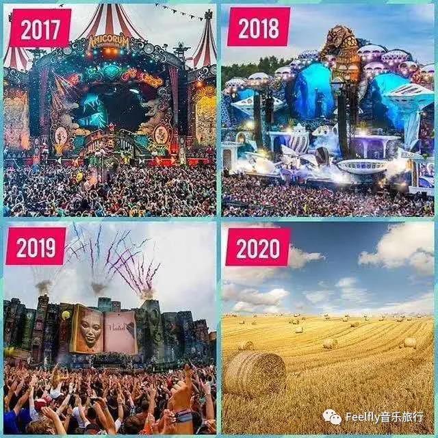 Tomorrowland :开启神秘倒计时