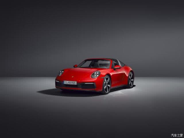 粤港澳大湾区车展:全新保时捷911 Targa将开启首秀