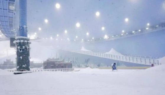 成都融创文旅城雪世界值得去吗、好玩吗