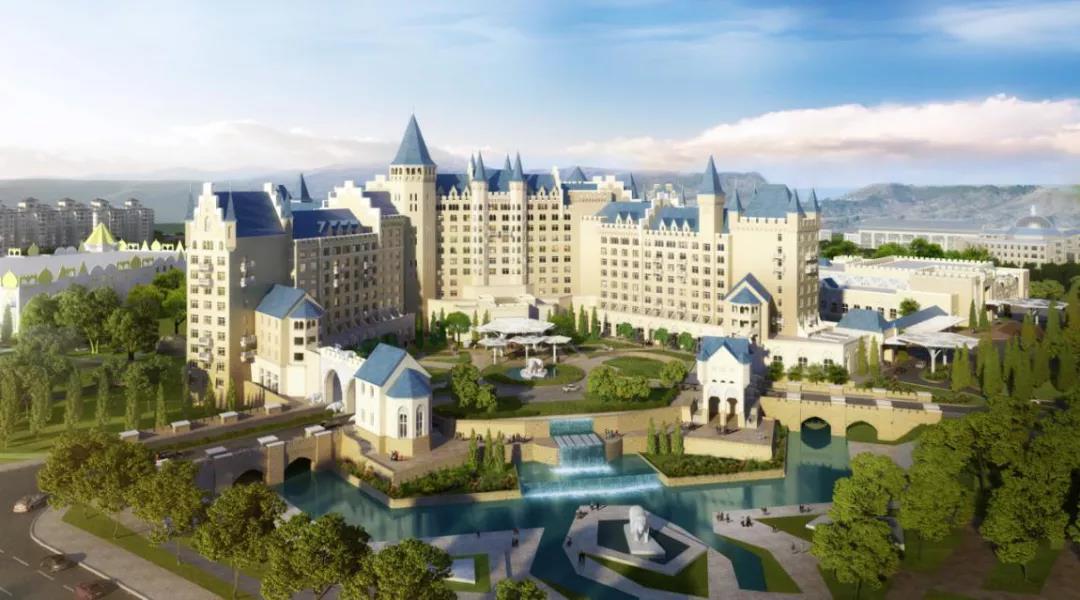 官宣:银基冰雪酒店开业时间已定 主题房间图片来了