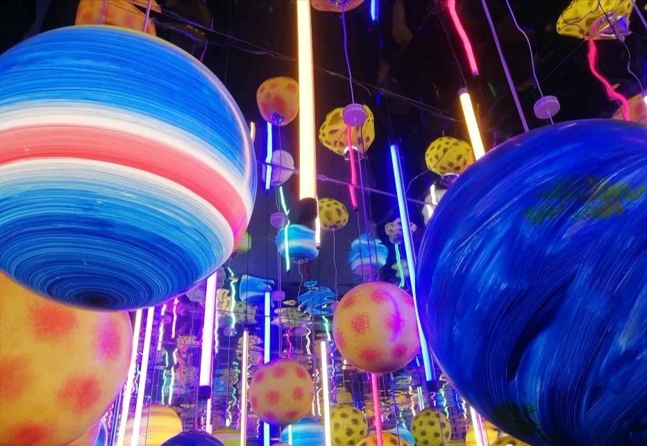 哈尔滨锦鲤星空艺术展时间、地点、门票价格