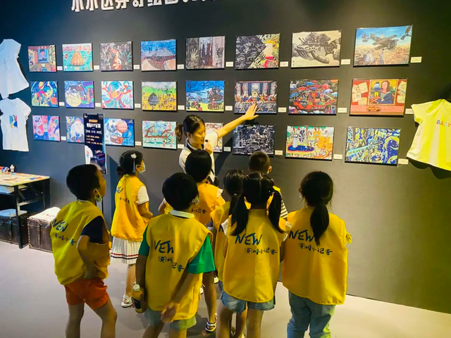 长沙达芬奇光影艺术展:不止会画画,居然还会设计轮船!