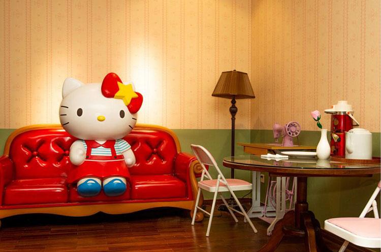 世茂Hello Kitty上海滩时光之旅(门票地址+开放时间+攻略)