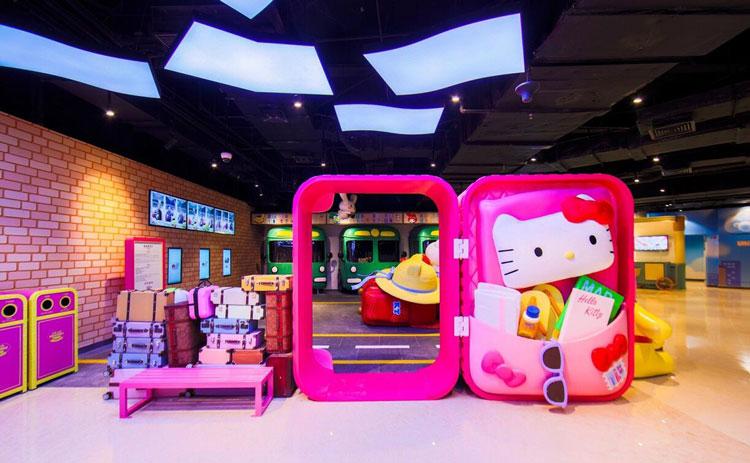 世茂Hello Kitty上海��r光之旅(�T票�r格+景�c介�B)
