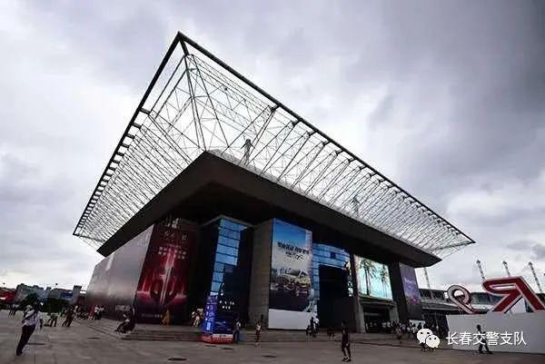 2020长春国际汽车博览会 交通管制路段、周边停车场一览