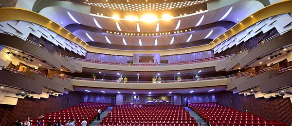 重庆施光南大剧院