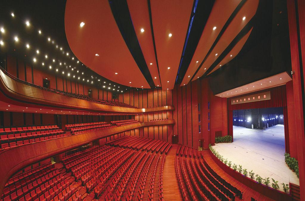 深圳南山文体中心剧院