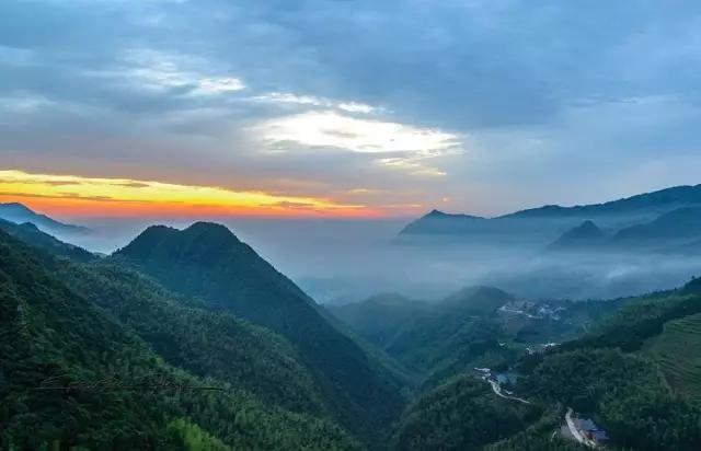 三联峒冰泉景区