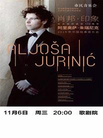 朱瑞尼克钢琴独奏音乐会福州站