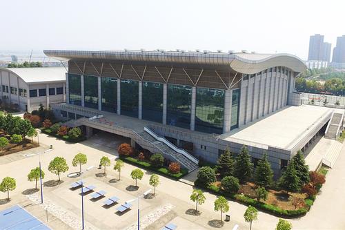 武汉城市职业学院体育馆