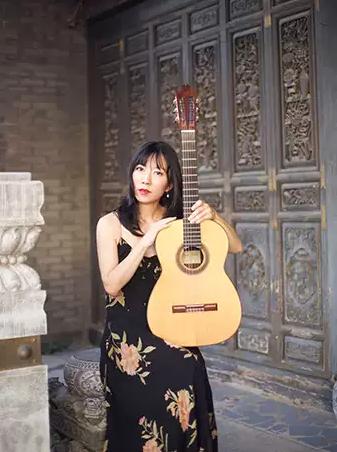杨雪霏吉他独奏音乐会广州站