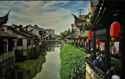 上海南翔古镇