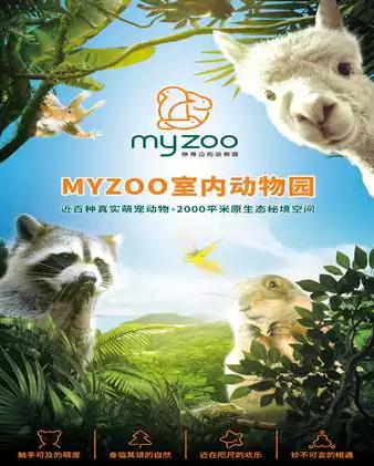 昆明MYZOO室内动物园