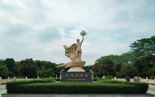 广东绿太阳生态旅游度假区