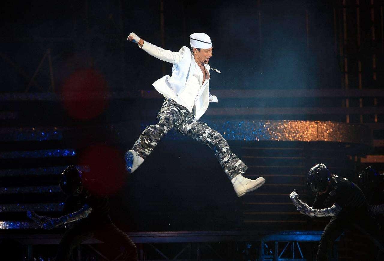 2020刘德华大连演唱会时间、地点、票价及购票地址