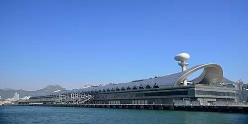 香港启德邮轮码头