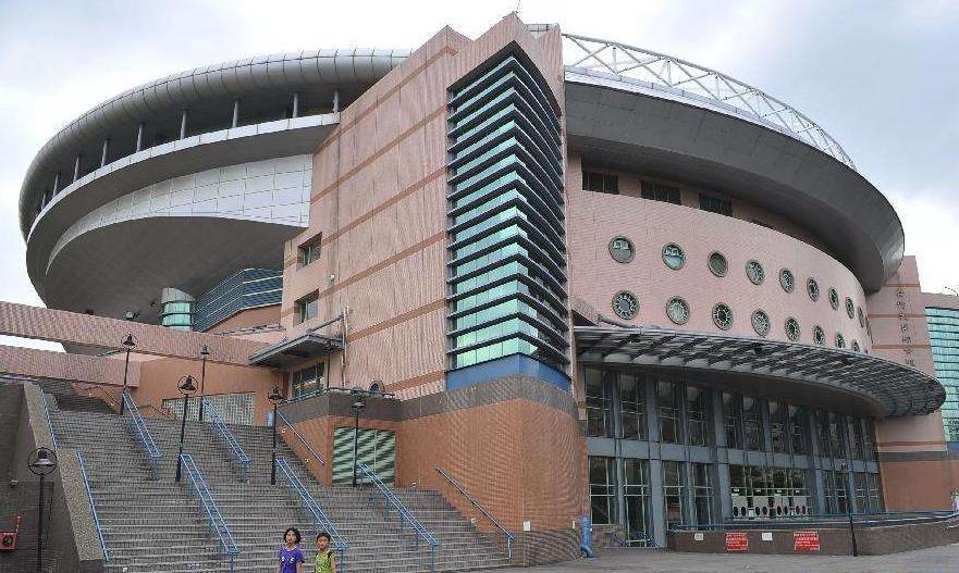 台湾大学综合体育馆