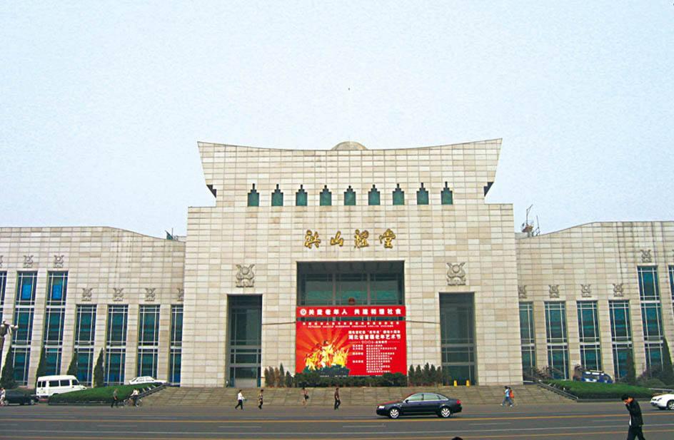 武汉洪山礼堂