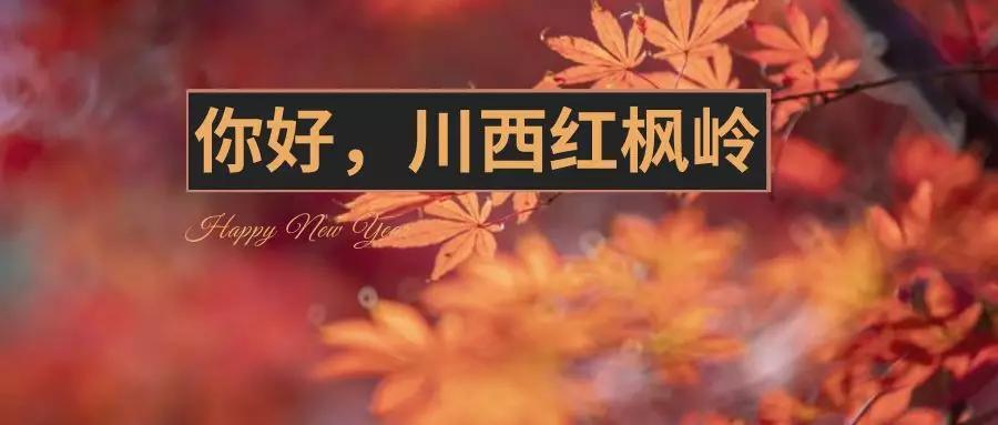 德阳红枫岭景区