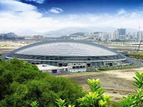 澳门东亚运动会体育馆