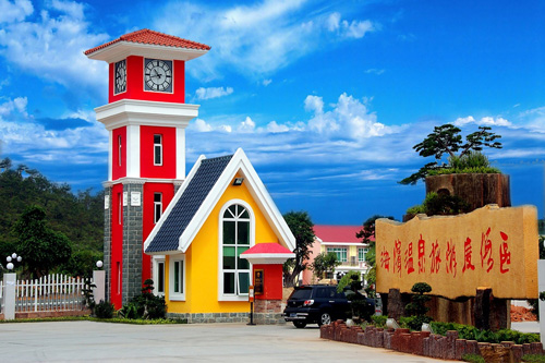 惠州海滨温泉度假村