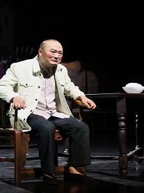 滑稽戏《陈奂生的吃饭问题》苏州站