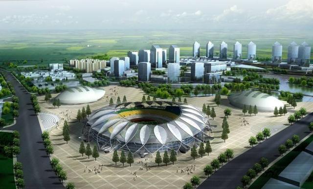 澳门奥林匹克体育中心运动场
